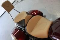 Kawasaki Vulcan Custom Seat