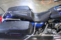Street Glide - Alligator & Stingray